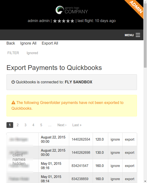 greenfolder quickbooks payments